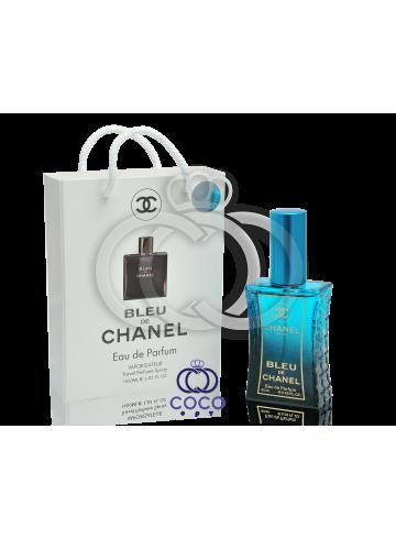 Chanel Bleu De Chanel в подарочной упаковке фото