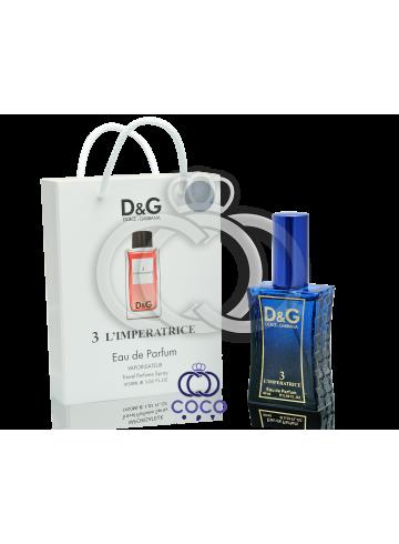 Dolce & Gabbana 3 L`Imperatrice в подарочной упаковке фото
