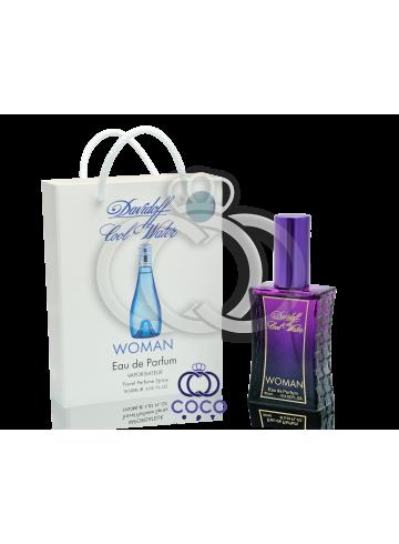 Davidoff Cool Water Woman в подарочной упаковке фото