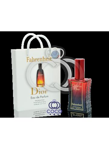 Christian Dior Fahrenheit в подарочной упаковке фото
