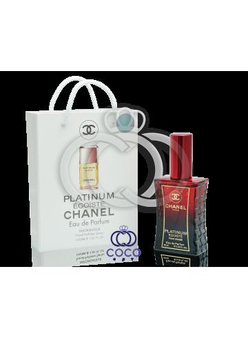 Chanel Egoiste Platinum в подарочной упаковке фото