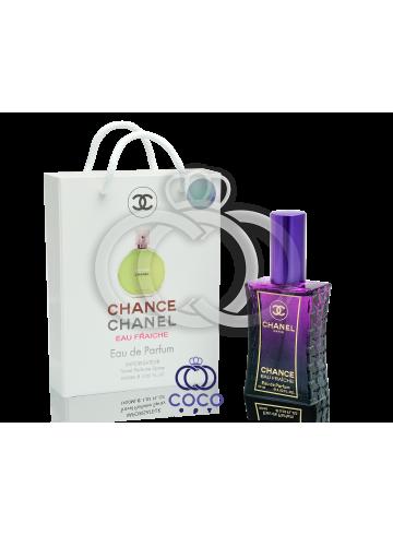 Chanel Chance Eau Fraiche в подарочной упаковке фото