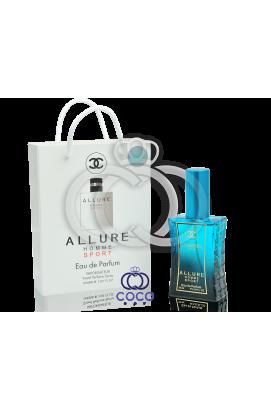 Chanel Allure Homme Sport в подарочной упаковке