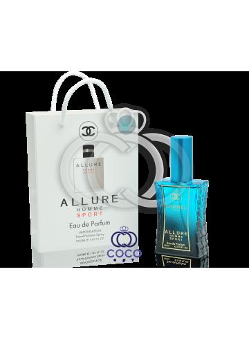 Chanel Allure Homme Sport в подарочной упаковке фото