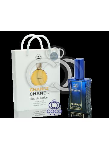 Chanel Chance Parfum в подарочной упаковке фото