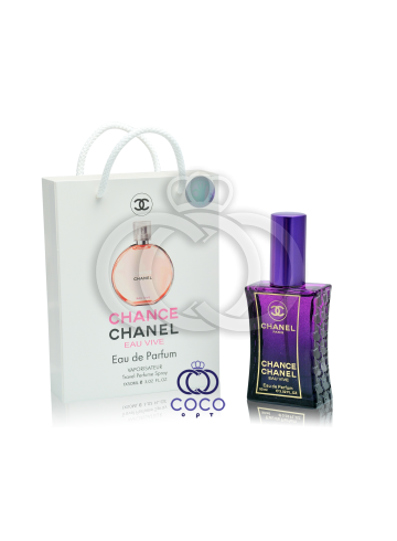 Chanel Chance Eau Vive в подарочной упаковке фото