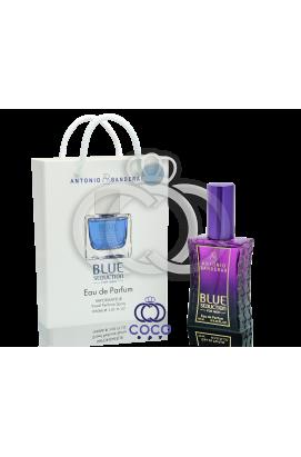 Antonio Banderas Blue Seduction For Men в подарочной упаковке