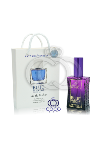 Antonio Banderas Blue Seduction For Men в подарочной упаковке фото
