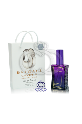 Bvlgari Omnia Crystalline в подарочной упаковке