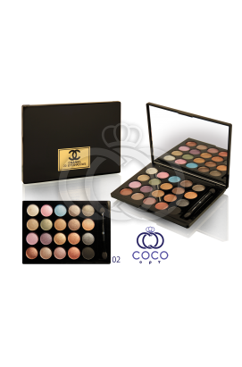 Тени для век Chanel 20 Eye Shadows