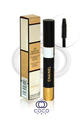 Тушь для ресниц Chanel 10 Noir Pur Pure Black