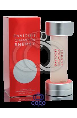Туалетная вода Davidoff Champion Energy