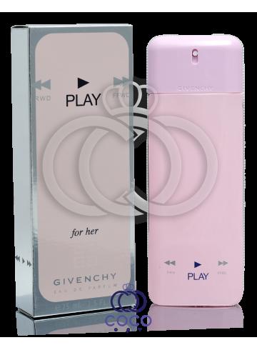 Парфюмированная вода Givenchy Play For Her  фото