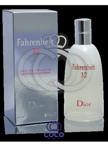Туалетная вода Christian Dior Fahrenheit 32  фото