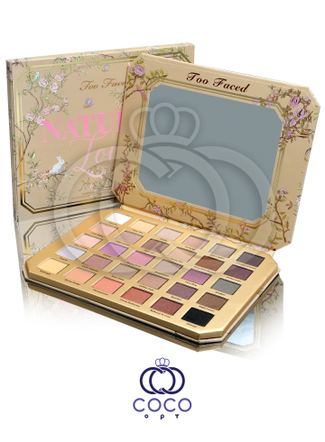 Палетка теней для век Too Faced Natural Love Ultimate Neutral Eyeshadow Palette  фото