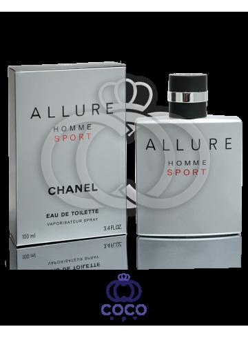 Туалетная вода Chanel Allure homme Sport  фото