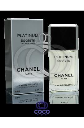 Туалетная вода Chanel Egoiste Platinum