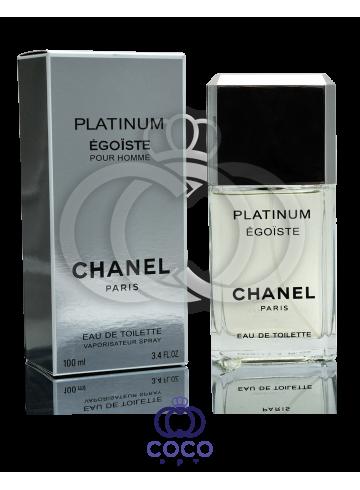 Туалетная вода Chanel Egoiste Platinum фото