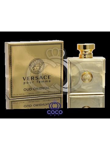 Парфюмированная вода Versace Pour Femme Oud Oriental фото