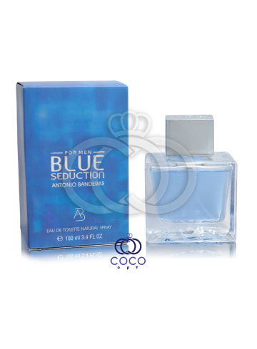 Туалетная вода Antonio Banderas Blue Seduction фото