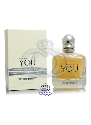 Парфюмированная вода Giorgio Armani Emporio Armani Because It's You  фото
