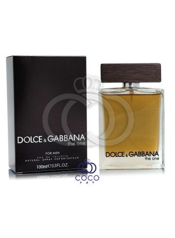 Туалетная вода Dolce&Gabbana The One for Men фото