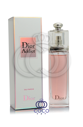 Туалетная вода Christian Dior Addict Eau Fraiche