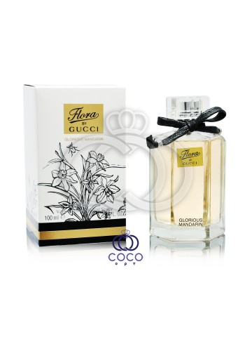 Туалетная вода Gucci Flora by Gucci Glorious Mandarin  фото