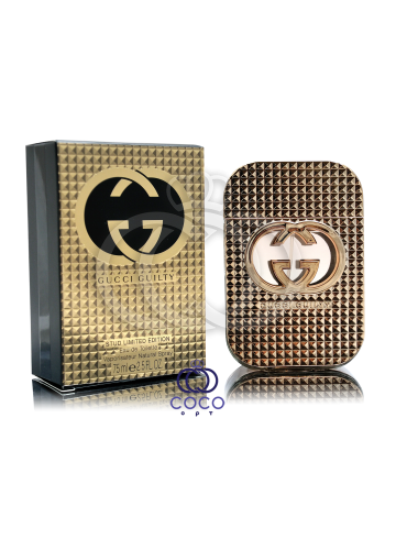 Туалетная вода Gucci Guilty Stud Limited Edition Pour Femme  фото