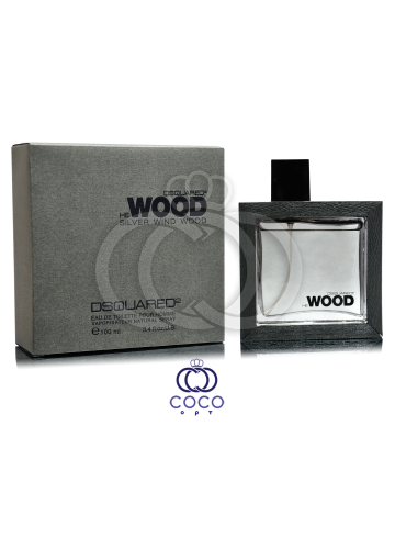 Туалетная вода DSQUARED2 He Wood Silver Wind Wood фото