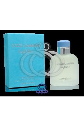 Туалетная вода Dolce&Gabbana Light Blue pour Homme