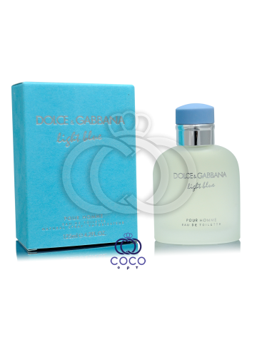 Туалетная вода Dolce&Gabbana Light Blue pour Homme фото