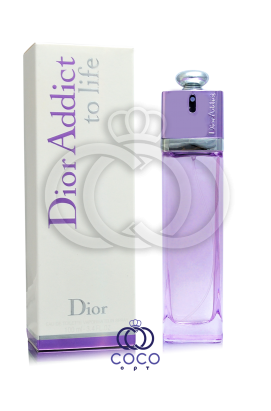 Туалетная вода Dior Addict To Life by Christian Dior
