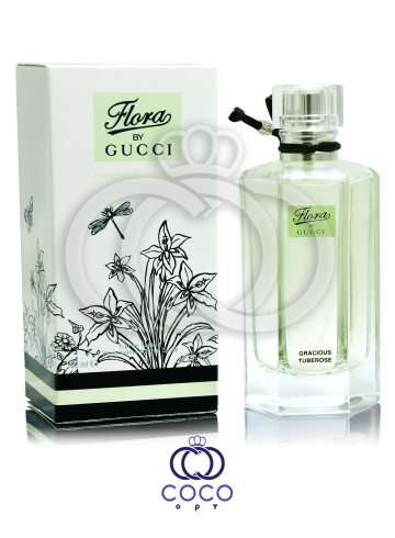 Туалетная вода Flora by Gucci Gracious Tuberose  фото