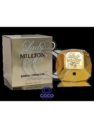 Парфюмированная вода Paco Rabanne Lady Million фото