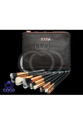 Профессиональный набор кистей для макияжа Zoeva 8 штук