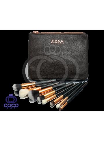 Профессиональный набор кистей для макияжа Zoeva 8 шт фото