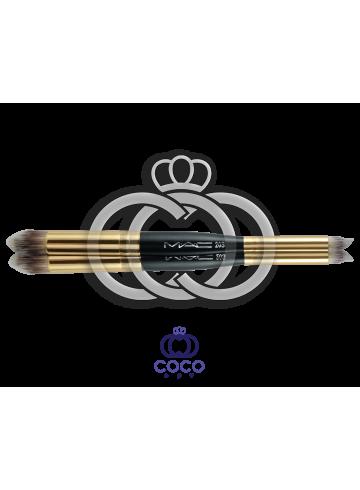 Двусторонняя кисть для макияжа Mac 20s фото