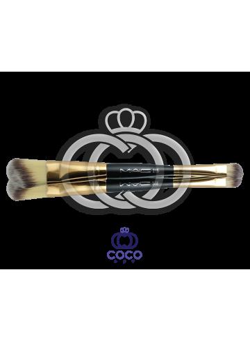 Двусторонняя кисть для макияжа Mac 21s  фото