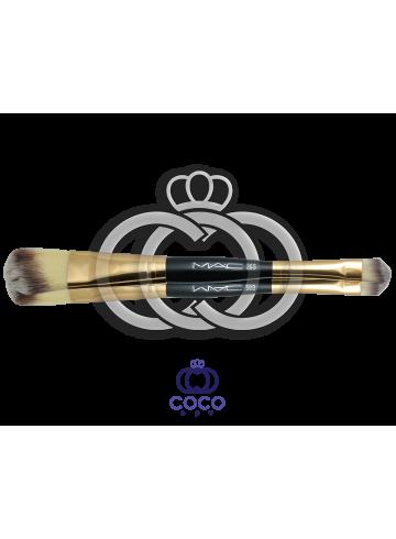 Двусторонняя кисть для макияжа Mac 26s  фото