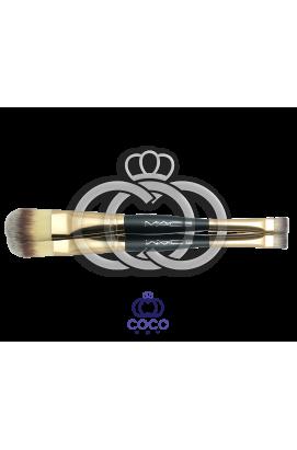 Двусторонняя кисть для макияжа Mac 22s