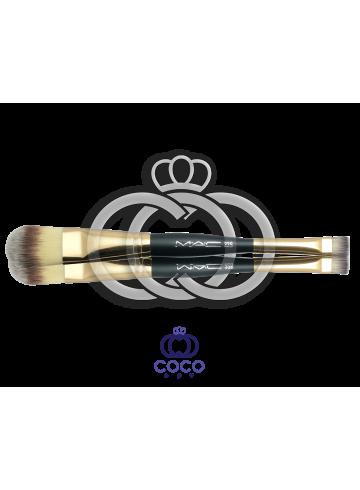 Двусторонняя кисть для макияжа Mac 22s  фото
