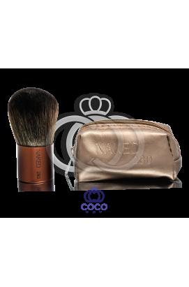 Кисть кабуки для макияжа в чехле Urban Decay Naked 280