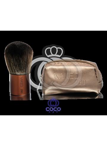 Кисть кабуки для макияжа в чехле Urban Decay Naked 280  фото