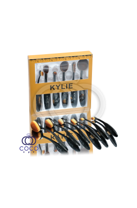 Набор кистей для макияжа Kylie 6 шт.