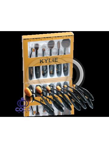 Набор кистей для макияжа Kylie 6 шт. фото