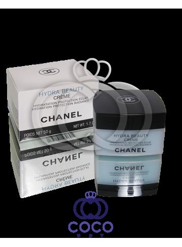 Увлажняющий крем для лица Chanel Hydra Beauty Hydratation Protection Radiance Creme фото