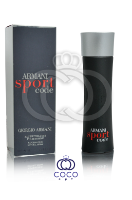 Туалетная вода Giorgio Armani Armani Sport Code