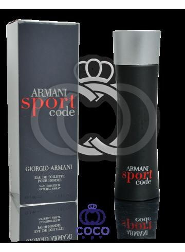 Туалетная вода Giorgio Armani Armani Sport Code фото