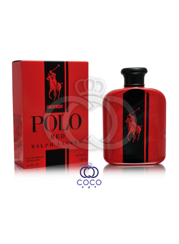 Парфюмированная вода Ralph Lauren Polo Red Intense  фото